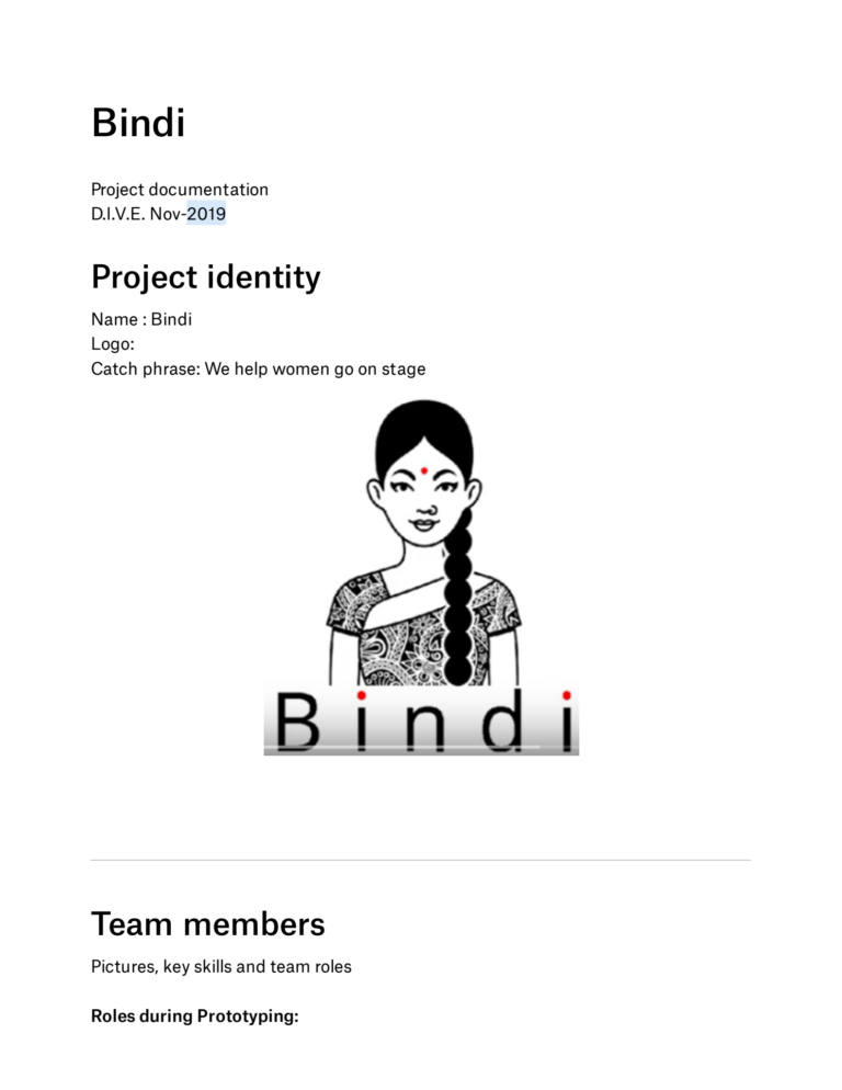 Read more about the article Bindi